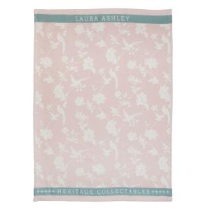 Πετσέτα τσαγιού Blush Flowers Heritage Laura Ashley 180804