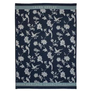 Πετσέτα τσαγιού Midnight Flowers Heritage Laura Ashley 180807