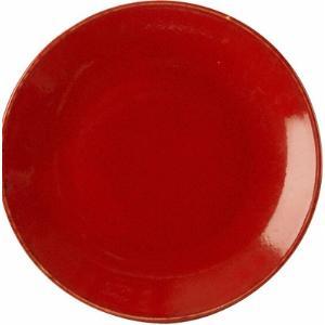 Πιάτο Πορσελάνη Ρηχό Κόκκινο 18cm Season Porland 187618R