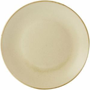 Πιάτο Πορσελάνη Ρηχό Μπεζ 24cm Seasons Porland 187624B