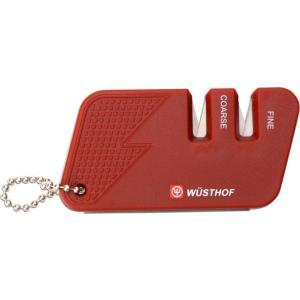 Ακονιστηράκι Μαχαιριών Wusthof Κόκκινο 4342R