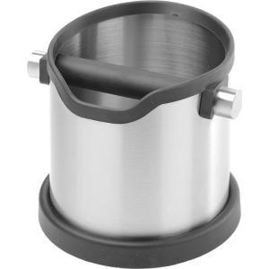 Knock Box Υπολειμμάτων Καφέ Inox Σιλικόνης 18,5x16,5cm GTSA 24-1220