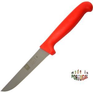 Μαχαίρι γενικής χρήσης με λάμα 10cm κόκκινο Icel 244.3100.10