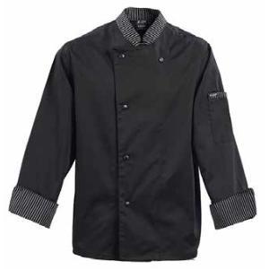 Σακάκι Μάγειρα Μαύρο L 2315 25-00-142