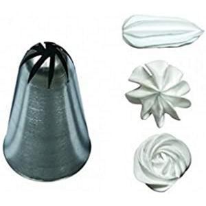 Φόρμα για Κορνέ με Σχήμα Λουλούδι Ανοξείδωτη Φ11χιλ. 2129.11N De Buyer 25.00751
