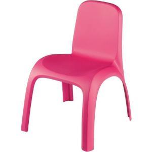 Παιδική Πλαστική  Καρέκλα Ρόζ 40x38xY53cm 168699 Keter 26.10101