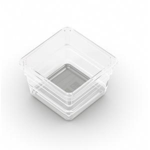 Κουτί Οργάνωσης Πλαστικό 7,5χ7,5χ5εκ. Sistemo 1 Kis 26.21029