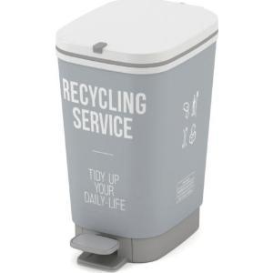 Κάδος Απορριμάτων Πλαστικός Home Service 10lt Kis 18x27x30εκ. Curver 26.21044