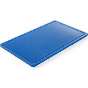 Πλάκα Κοπής Πολυαιθυλενίου Μπλε 26.5x32.5x1.2cm 826126 Hendi 30.40700