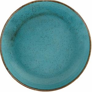 Πιάτο Πορσελάνη Βαθύ Τυρκουάζ 22cm Seasons Porland 368122T