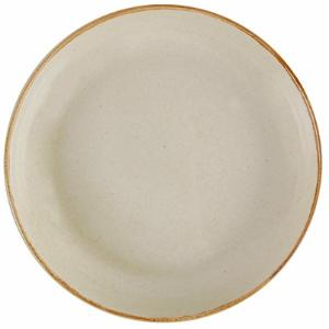 Πιάτο Πορσελάνη Βαθύ Μπεζ 22cm Seasons Porland 368122B