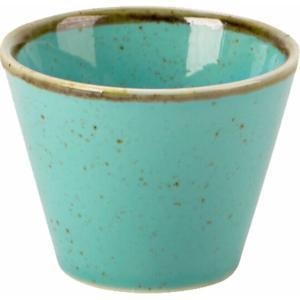 Μπoλ Τυρκουάζ Κωνικό 5εκ. πορσελάνινο  ''Seasons Turquoise Bowl'' Porland 368206T