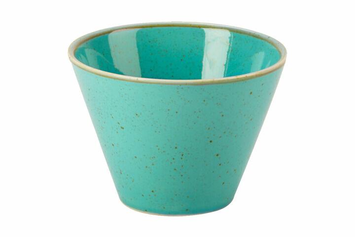 Μπoλ Τυρκουάζ Κωνικό 11εκ. πορσελάνινο '' Seasons Turquoise Bowl '' Porland 368211T