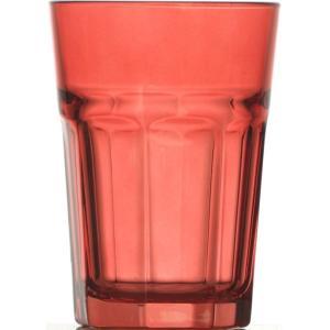Ποτήρι Νερού 35cl Marocco Coloured Red Uniglass 51031CF01