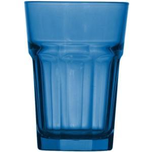 Ποτήρι Νερου 35cl Marocco Coloured Blue Uniglass 51031CF