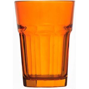 Ποτήρι Νερού 35cl Marocco Coloured Orange Uniglass 51031CF02