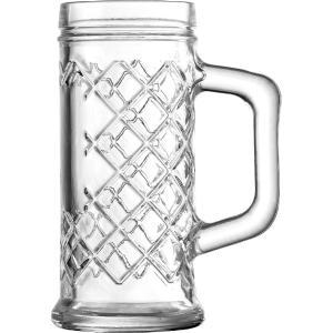 Ποτήρι Μπύρας 40cl Tankard Rhombus Mug Uniglass 40813
