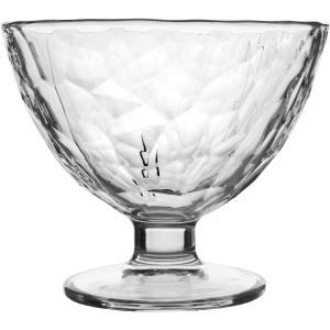 Μπώλ Παγωτού Γυάλινο 37,5cl Quartz Uniglass 44855