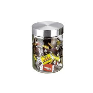 Βάζο με Καπάκι Inox 1250ml GTSA 45-9209-3