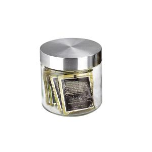 Βάζο με Καπάκι Inox 850ml GTSA 45-9209-4