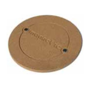 Σουπλά Κατσαρόλας Φελλού Αντιπυρική Στρογγυλή Με Μαγνήτη 20cm|1cm Hendi 48.00006
