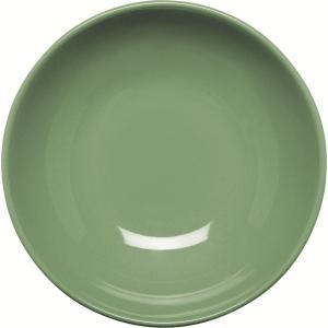 Πιάτο Βαθύ Κεραμικό Πράσινο 22εκ. Happyware Alfa 51.10002