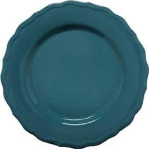Πιάτο Ρηχό Φαγητού Κεραμικό Μπλέ 28εκ Happyware Juliet 51.10031