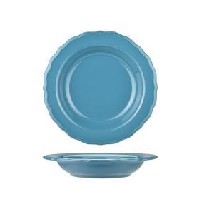 Πιάτο Βαθύ Σούπας Κεραμικό 23εκ. Μπλέ HappyWare Juliet 51.10032