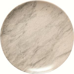 Πιάτο Ρηχό Φρούτου Κεραμικό 21εκ. 17361 Marble Happyware Alfa 51.10094