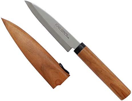 Μαχαίρι Chef 10εκ Seki Magoroku Redwood Kai DG-3002