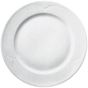 Πιάτο Ρηχό Στρογγυλό 18cm Άσπρο Πορσελάνης Saturn Gural 52.52500