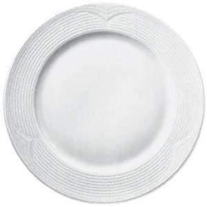 Πιάτο Ρηχό Στρογγυλό 20cm Άσπρο Πορσελάνης Saturn Gural 52.52502
