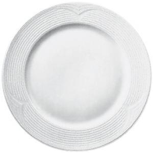 Πιάτο Ρηχό 24cm Άσπρο Πορσελάνης Saturn Gural 52.52506