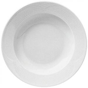 Πιάτο Στρογγυλό Βαθύ Πορσελάνης Φ23cm Saturn Gural 52.52521