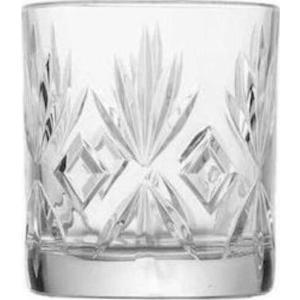 Ποτήρι Ουίσκι Γυάλινο 305ml Royal Uniglass 53500