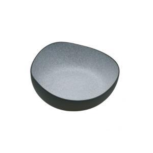 Σαλατιέρα Πορσελάνης Granite Γκρι 24,2x22x8,5cm HFA 5416021