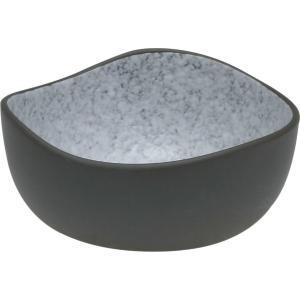 Μπολάκι Πορσελάνης Granite Γκρι 9,7×9,3x4cm HFA 5418021