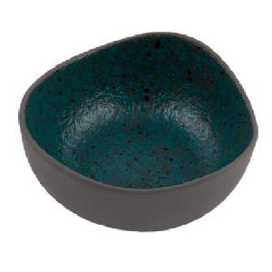Μπολάκι Πορσελάνης Granite Πετρόλ 9,7×9,3x4cm HFA 5418022