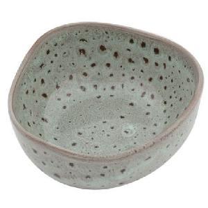 Μπολάκι Πορσελάνης Granite Glazed Εκρού 9,7×9,3x4cm HFA 5418023
