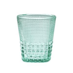 Ποτήρι Ουίσκι 275ml Pearls Light Green HFA 5422404
