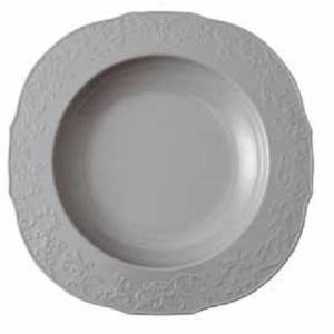 Πιάτο Βαθύ Μελαμίνης Γκρι 24εκ. Paderno 0248601 6.8101L09