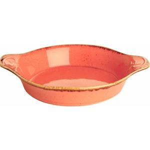Σαγάνι Πορσελάνη Πορτοκαλί 17cm Seasons Porland 602922O