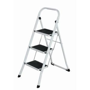 Σκάλα Σιδήρου 3 Σκαλιών 46,6x74x100,4cm Homestyle 6662030