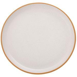 Πιάτο Φαγητού Κρεμ Κεραμικό 27cm AI Decoration 69030