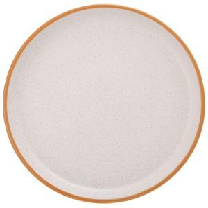 Πιάτο Γλυκού Κρεμ Κεραμικό 20cm AI Decoration 69031