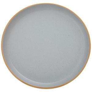 Πιάτο Φαγητού Γκρι Κεραμικό Φ27cm AI Decoration 69032