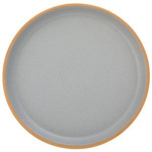 Πιάτο Γλυκού Γκρι Κεραμικό 20cm AI Decoration 69033