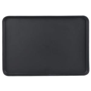 Δίσκος fast-food 30x41cm μάυρος GTSA 73-30401