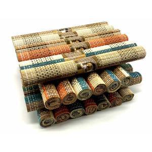 Σουπλά Bamboo Διάφορων Χρωμάτων 45χ30cm Homestyle 735006