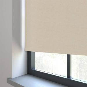 Στόρι Ρολό Γκρι Υφασμάτινο 120x200cm Πλήρους Συσκότισης Με Μηχανισμό AI Decoration 74195